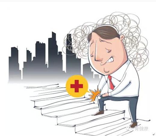 中老年人预防骨关节炎的四点建议