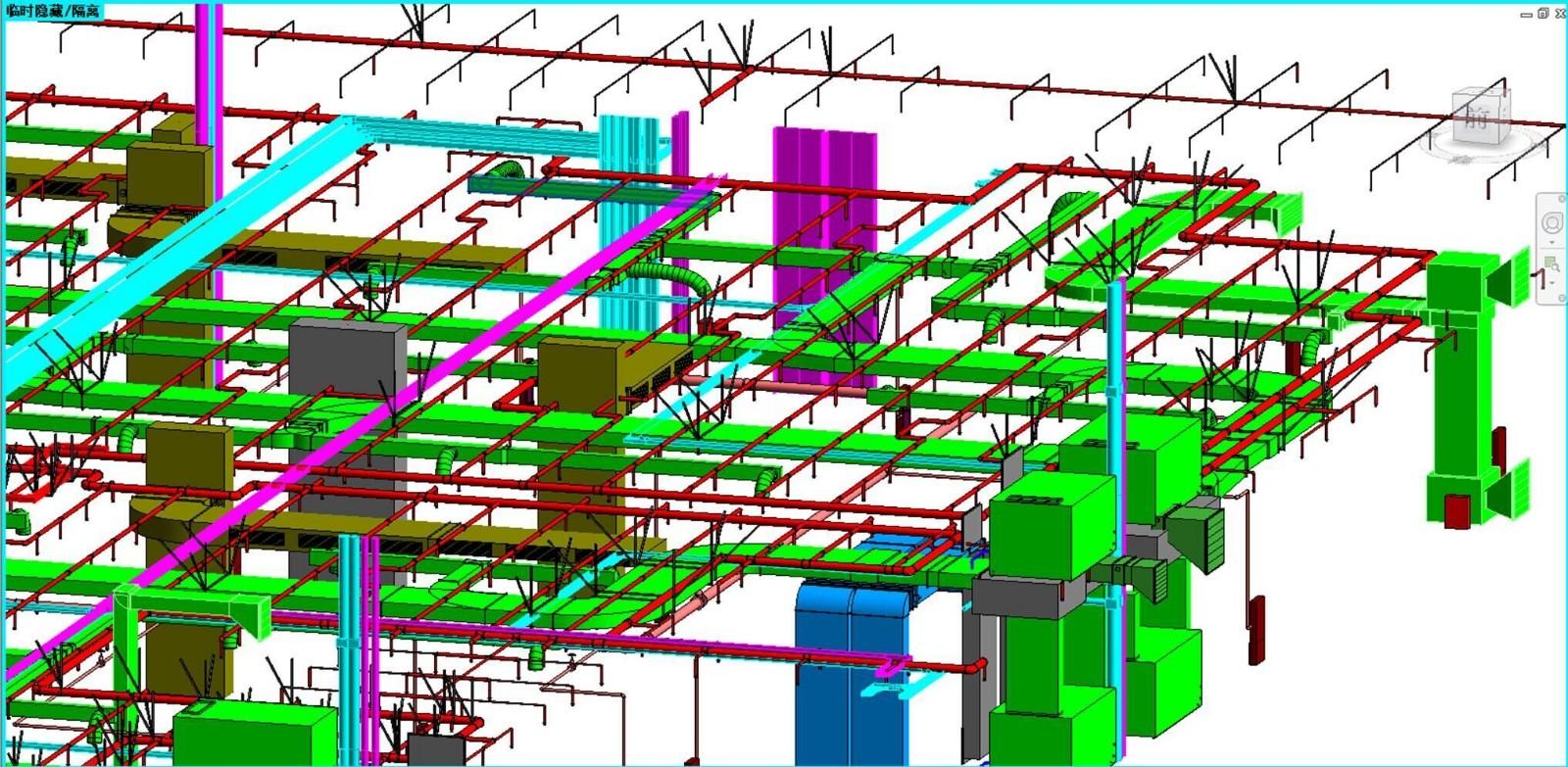 装配式支吊架BIM设计软件
