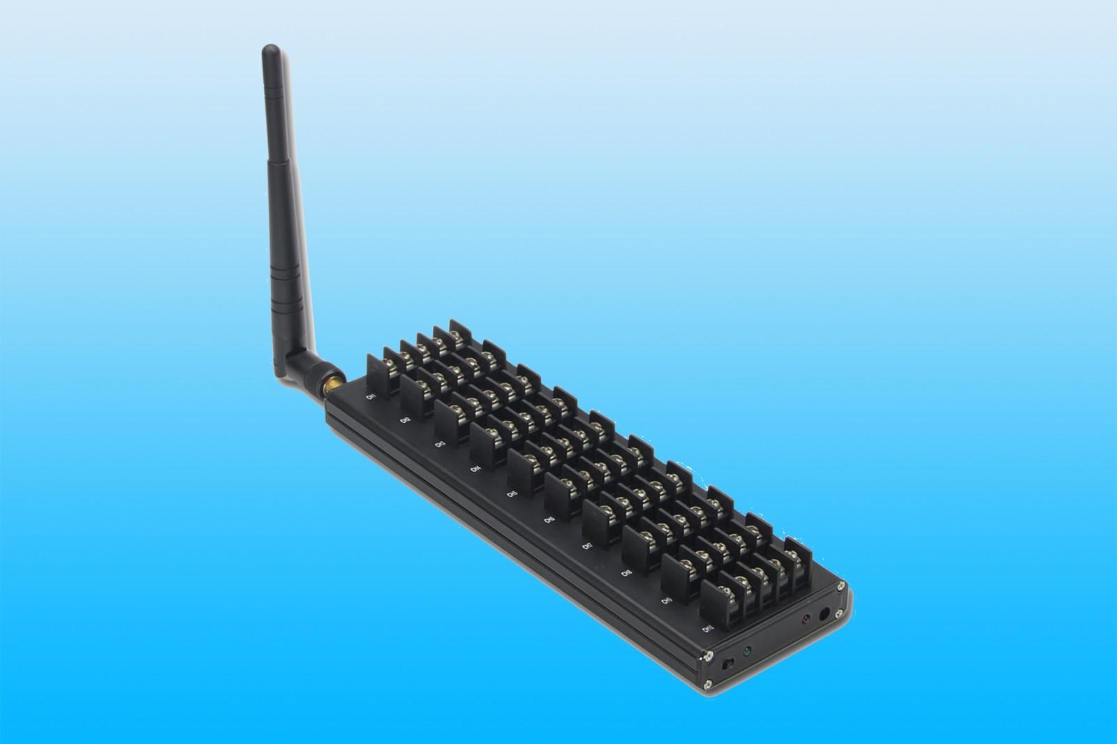 HP-JY10W 无线静态信号测试分析系统