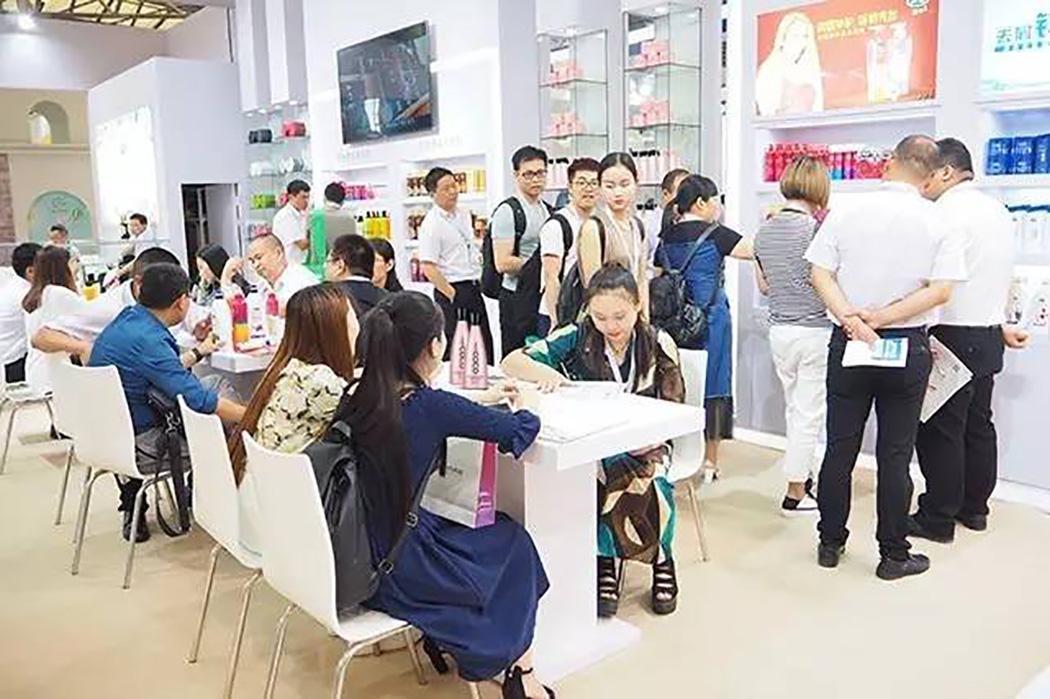 圓滿落幕:廣州好迪2017年上海美博會之旅