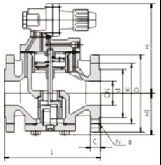 进口高灵敏度蒸汽减压阀(高精度减压阀)