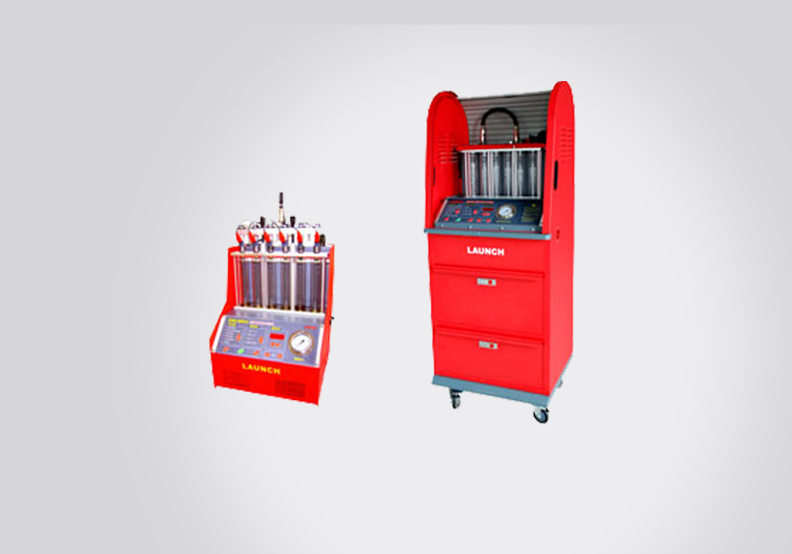 CNC-601A/602A Injector Cleaner&Tester
