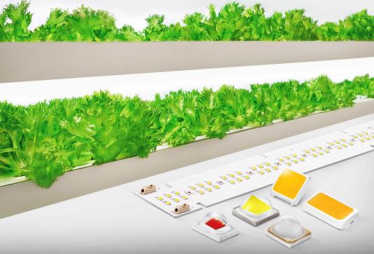 三星扩大植物照明LED产品系列 助力温室和垂直农场