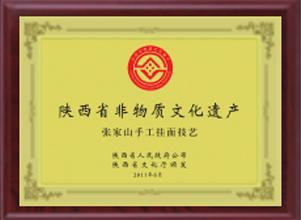 陕西省非物质文化遗产