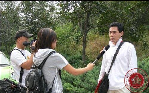 金鹰奖、飞天奖贡献艺术家陈宝国老师走进北演