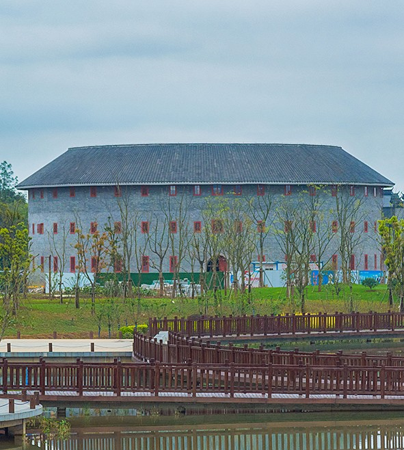 江西-中式木屋振幅楼