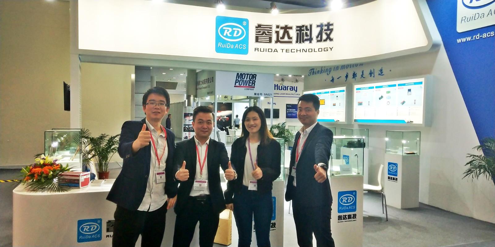 睿达科技明星产品炫美2019中国(深圳)激光与智能装备博览会