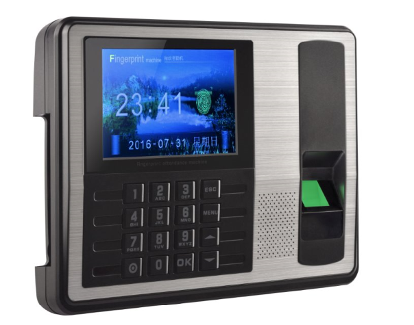 A7  Fingerprint Time Attendance Device