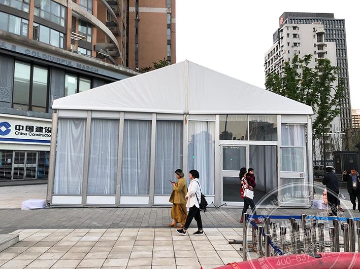 关于郑州篷房租赁需要注意什么