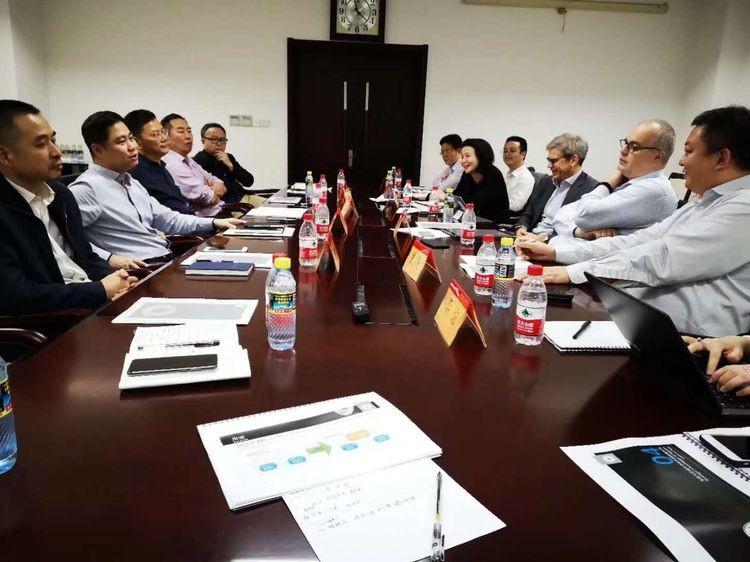 lehuvip88控股集团参与海南交易场所登记结算中心建设工作推进会