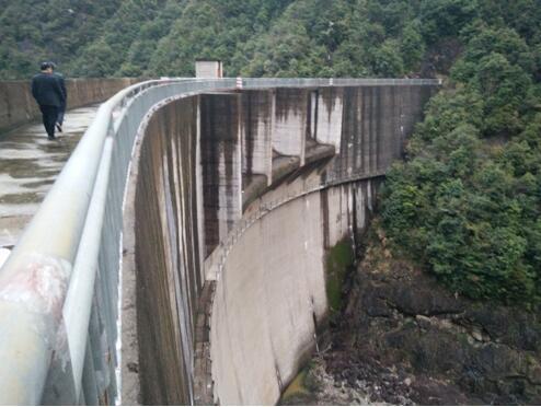 丽水龙泉小水电生态下泄流量咨询