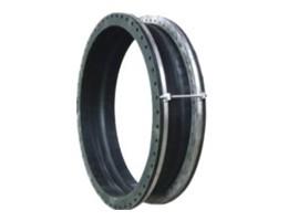 新疆电厂脱硫管道专用可曲挠橡胶软接头
