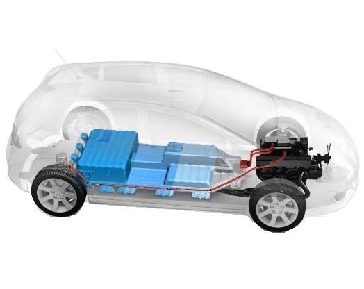 NE-Vehicle HV ESAs EMC test