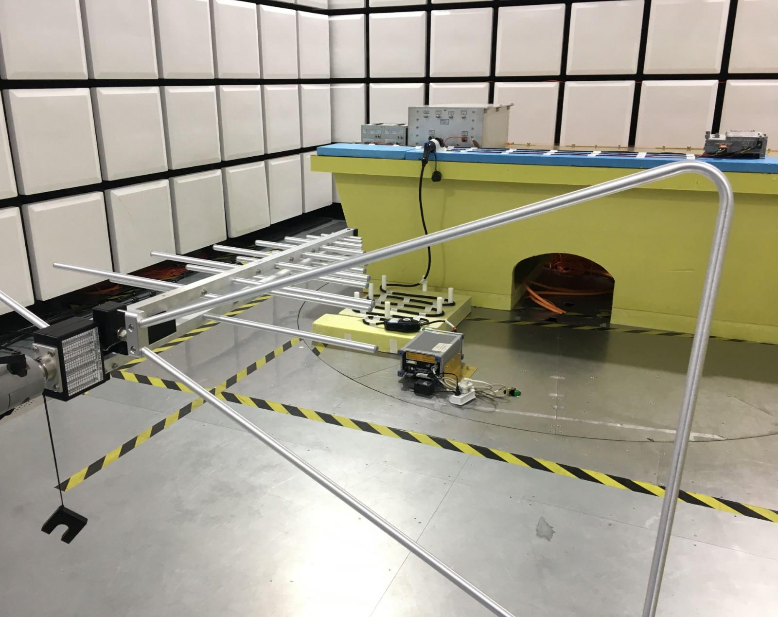 EV REESS EMC test