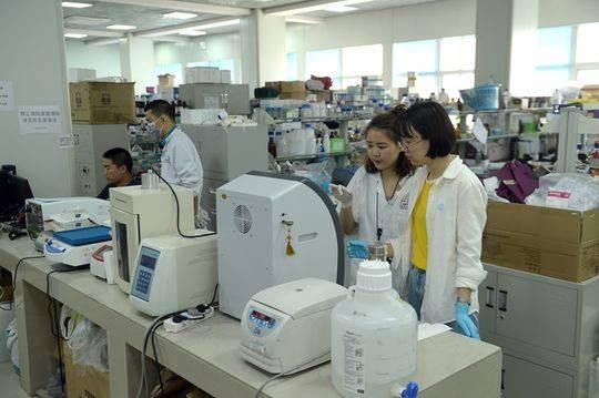 香港验血三大流程
