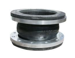 南京污水处理厂使用JGD型可曲挠橡胶接头