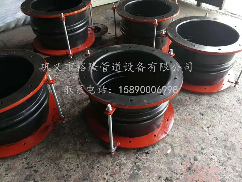 FUB型圆形形风道织物橡胶膨胀节(补偿器)