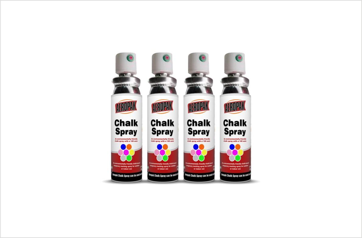 Aeropak Lawn Bowls Spray Chalk Marker