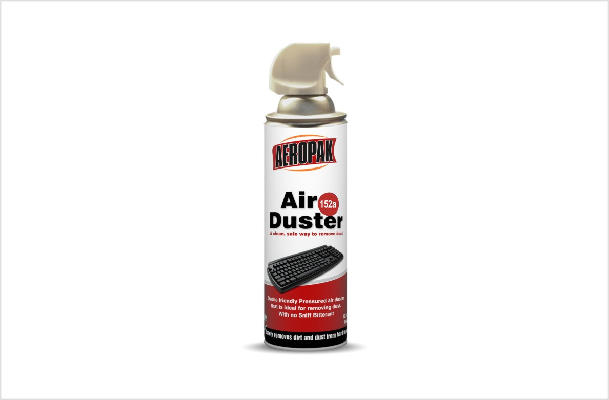 AEROPAK 152a Air Duster Spray Blow off