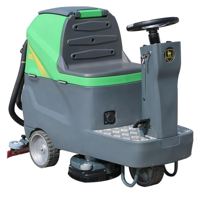 DQX6小型驾驶式洗地机(1)