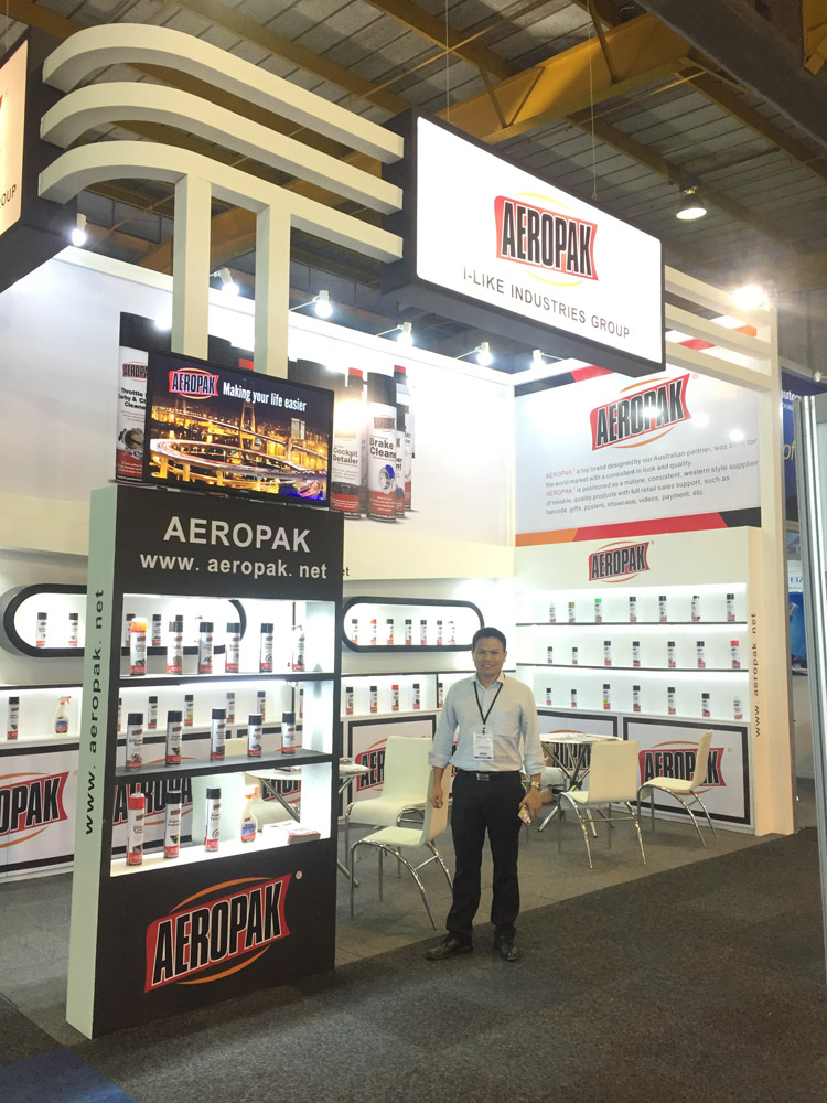 Aeropak in Automechanika Johannesburg
