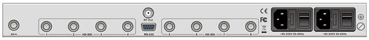 DXP-8000EM 8 路编码调制一体机