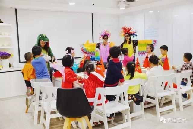 几岁培养孩子的描绘天赋比较适合呢?为何少儿美术培训主要