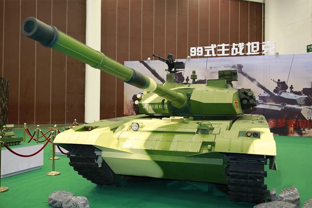 99主战坦克
