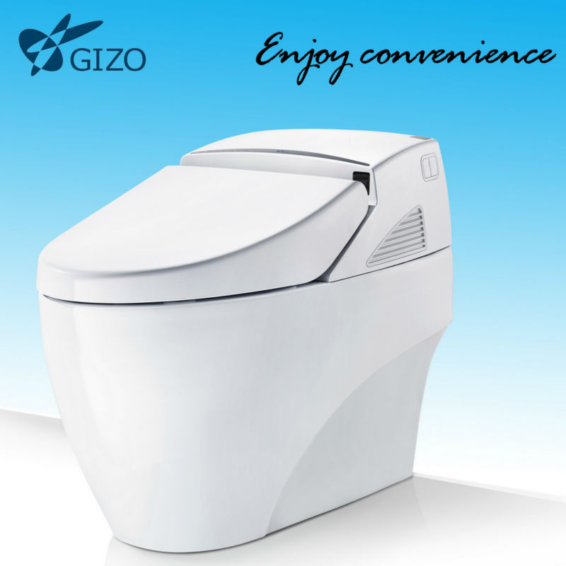 GIZOZ-701Z sanitary ware automatic smart toilet