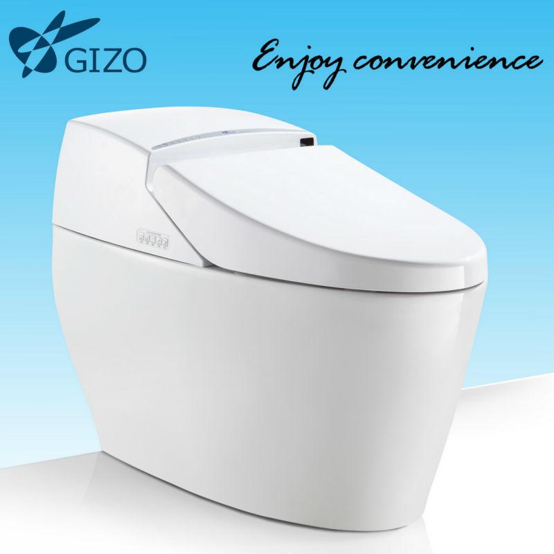 GIZOLZ-703z bathroom ceramic intelligent toilet
