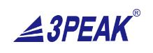 思瑞浦-3PEAK