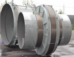 直管旁通式平衡型波纹管补偿器性能特点