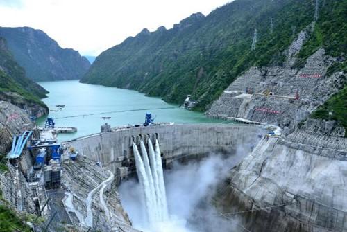 四川雅砻江锦屏水电枢纽工程辅助洞(2006-2009)