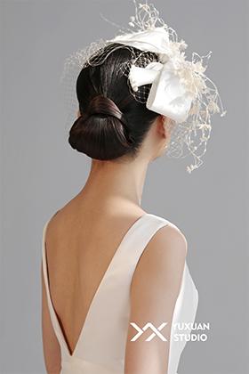 星级新娘造型