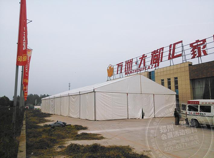 你不知道的郑州篷房租赁有哪些?