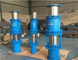 新疆供热管道中耐高温套筒补偿器得到厂家认可