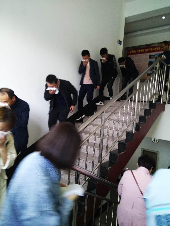 政安消防为山西省公路局开展消防安全培训