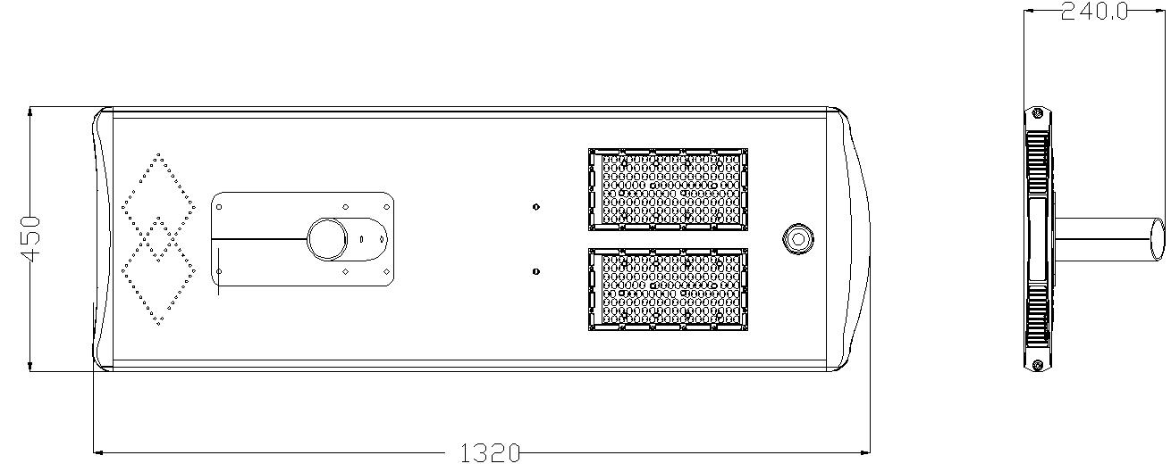 SF-TYN-160-60W