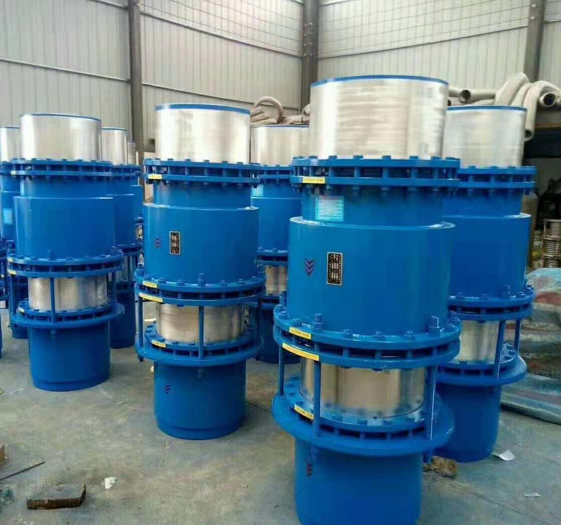 ZTWB无推力套筒补偿器工作原理及安装要求