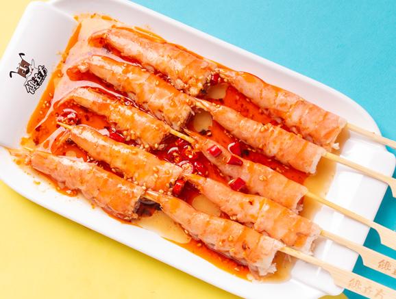 馋味爽嫩大虾