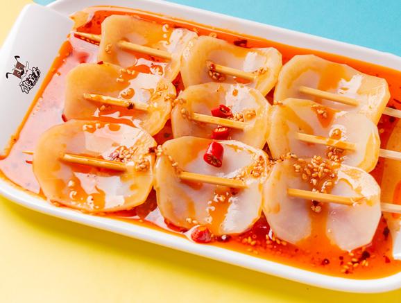 馋味劲爽土豆片