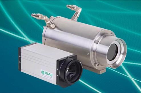 德国DIAS短波,高速红外扫描热成像仪