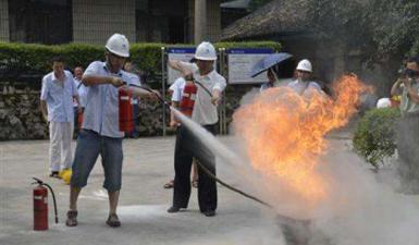 社会消防安全宣教类