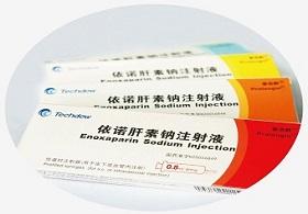 Enoxaparin sodium injection - Prolongin®(Chinese market)