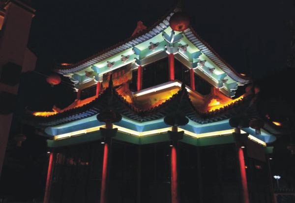 陕西铜川公园