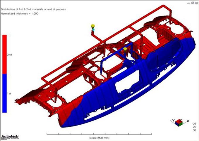 Autodesk Moldflow专业注塑成型分析工具