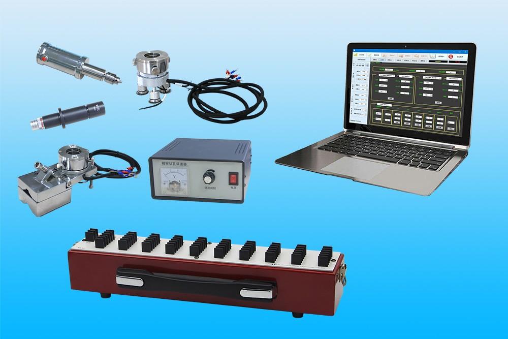 HP-MK1 盲孔残余优发国际顶级在线测试分析系统(多通道)