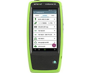 NetAlly LinkRunner G2 智能网络测试仪