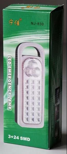 出口匈牙利的一款国产LED手提灯因质量问题被召回