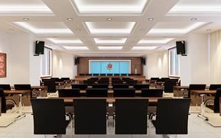 高级会议室解决方案1